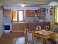 Chata Klaudia, Bezovec - Kuchyňa