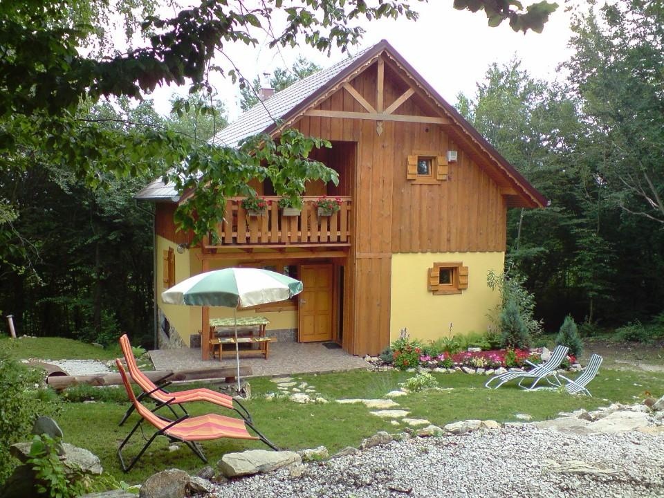 Chata Klaudia, Bezovec
